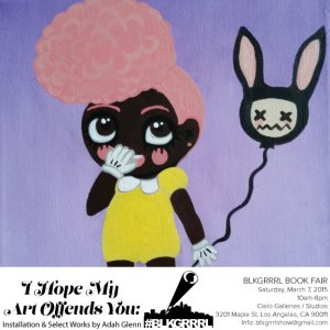 I Hope My Art Offends You!: The Mini Pickannini Show